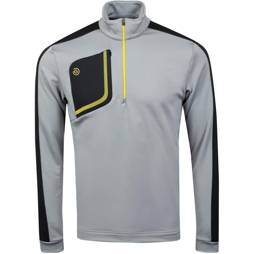 Dwight HZ Insula Jacket Sharkskin/Black/Yellow - SS21
