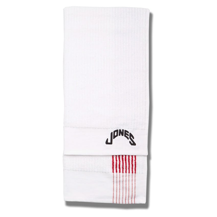 Tour Towel White/Red - SS21