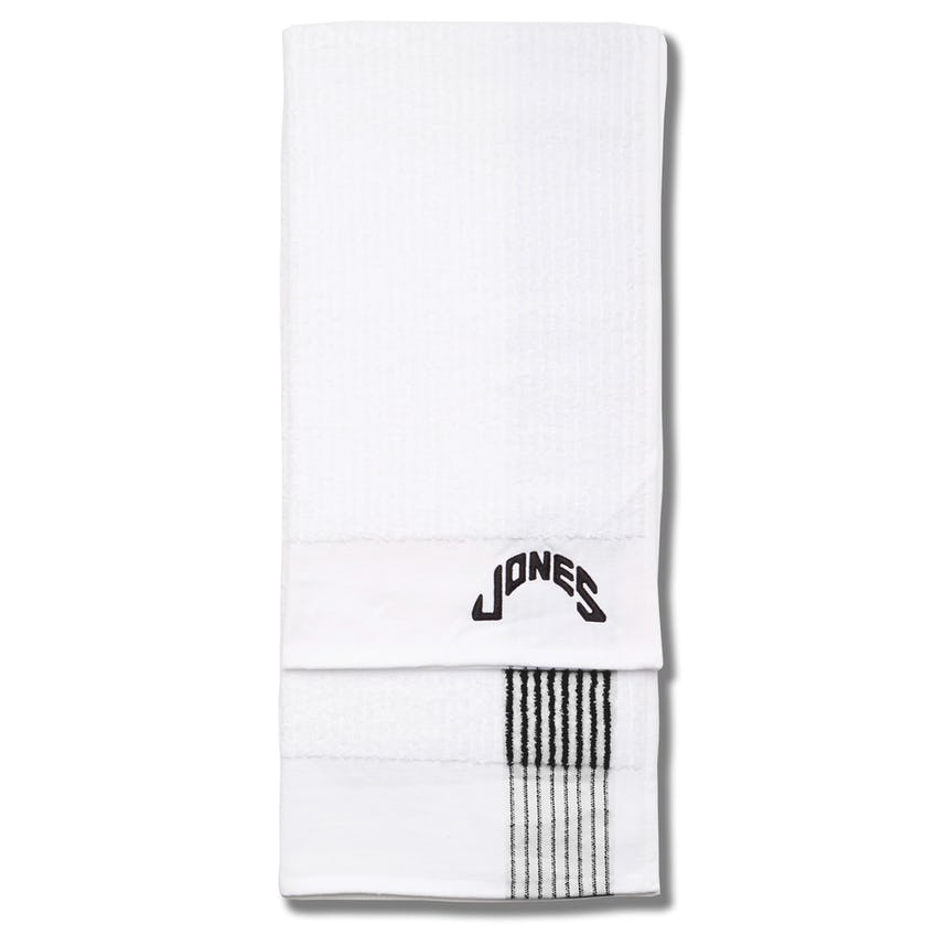 Tour Towel White/Black - SS21