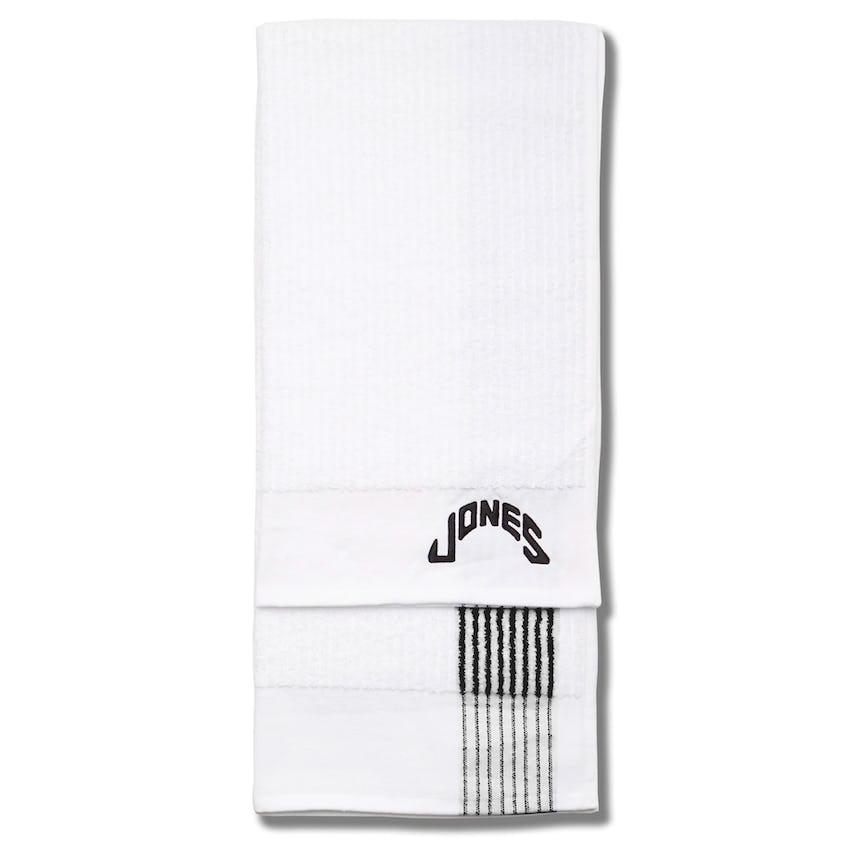 Tour Towel White/Black 0