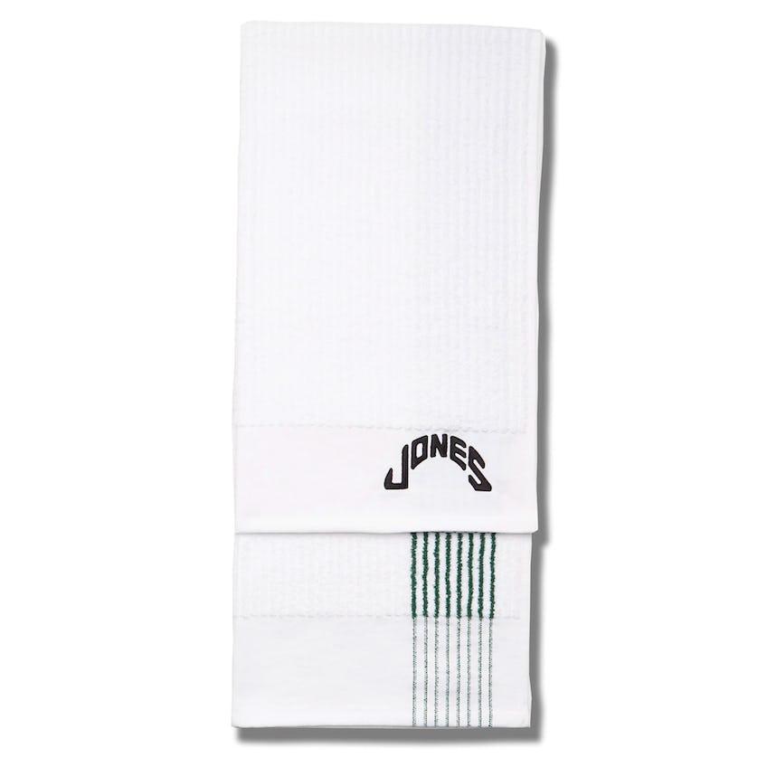 Tour Towel White/Green - SS21