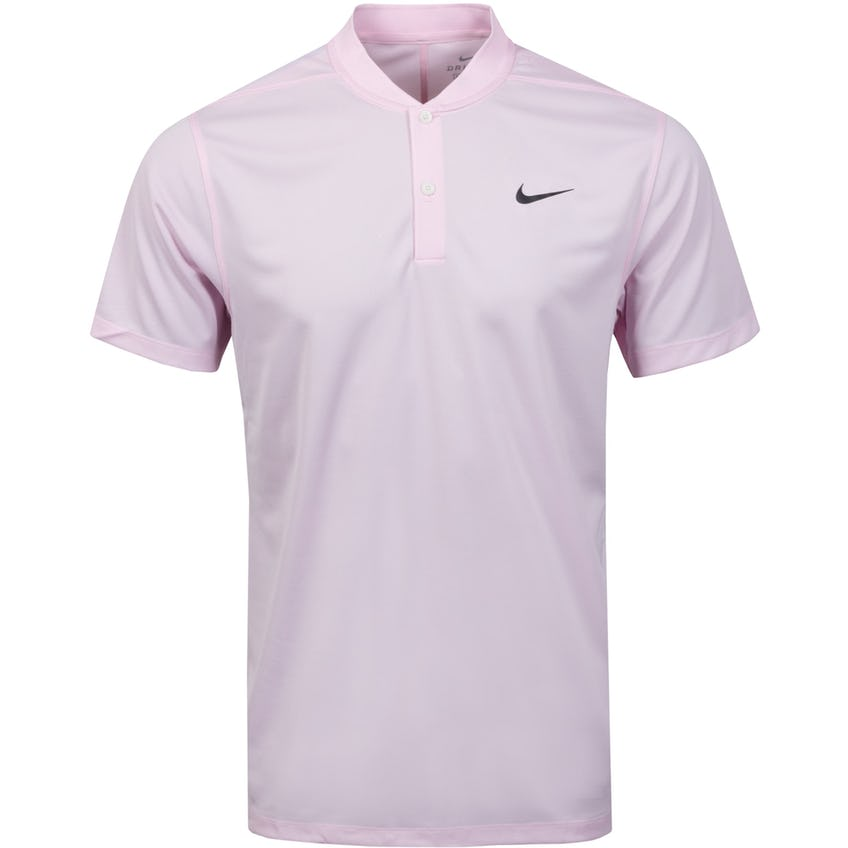 Dry-FIT Victory Blade Polo Pink Foam/Black - SS21
