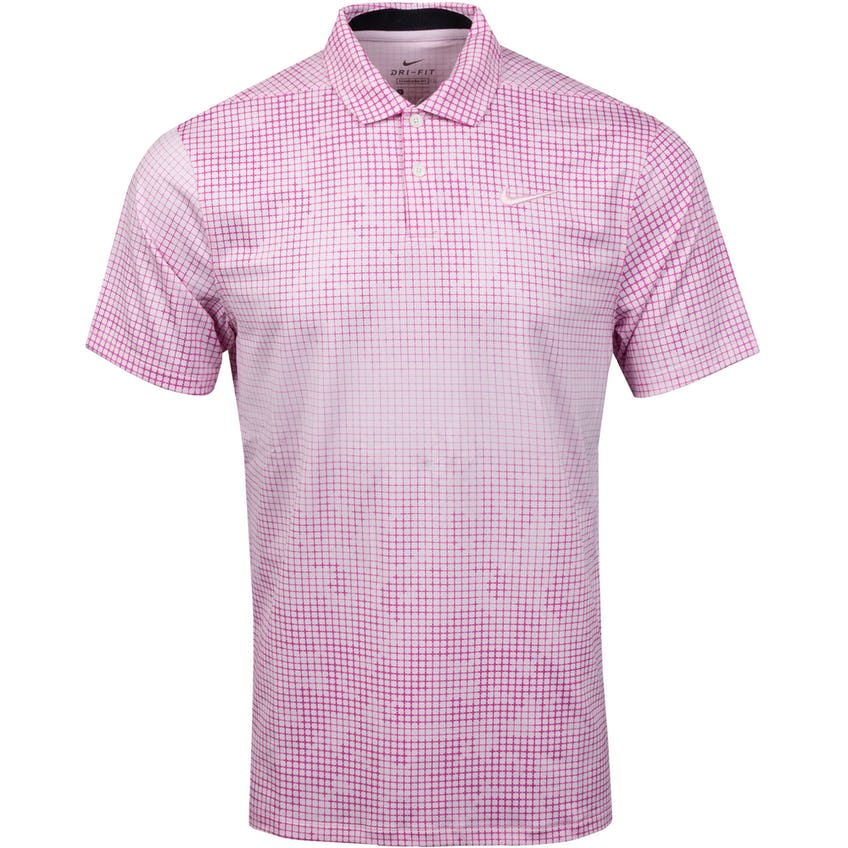 Dry Vapor Graphic Polo Pink Foam - SS21