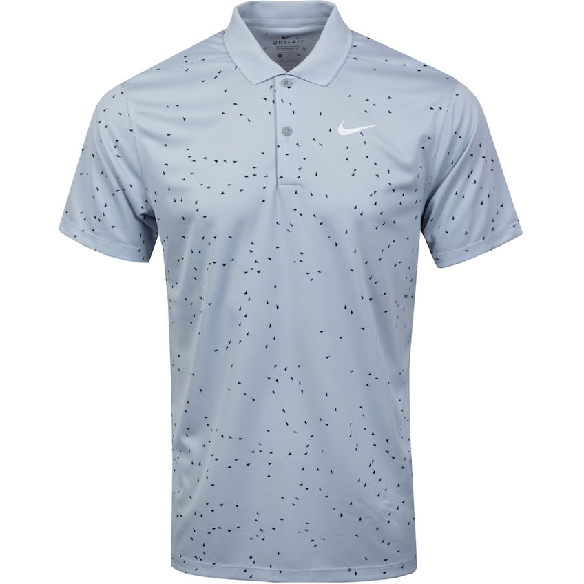Dri-FIT Victory MCR Print Polo Sky Grey/White - SS21