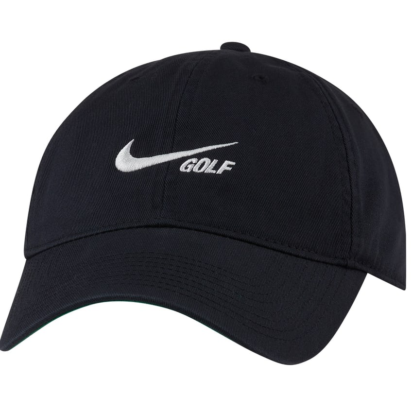 H86 Washed Solid Cap Black/Anthracite/Sail - SS21