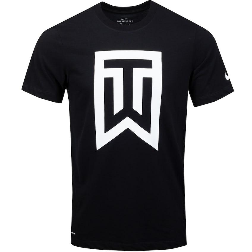 TW SS Logo T-Shirt Black - SS21