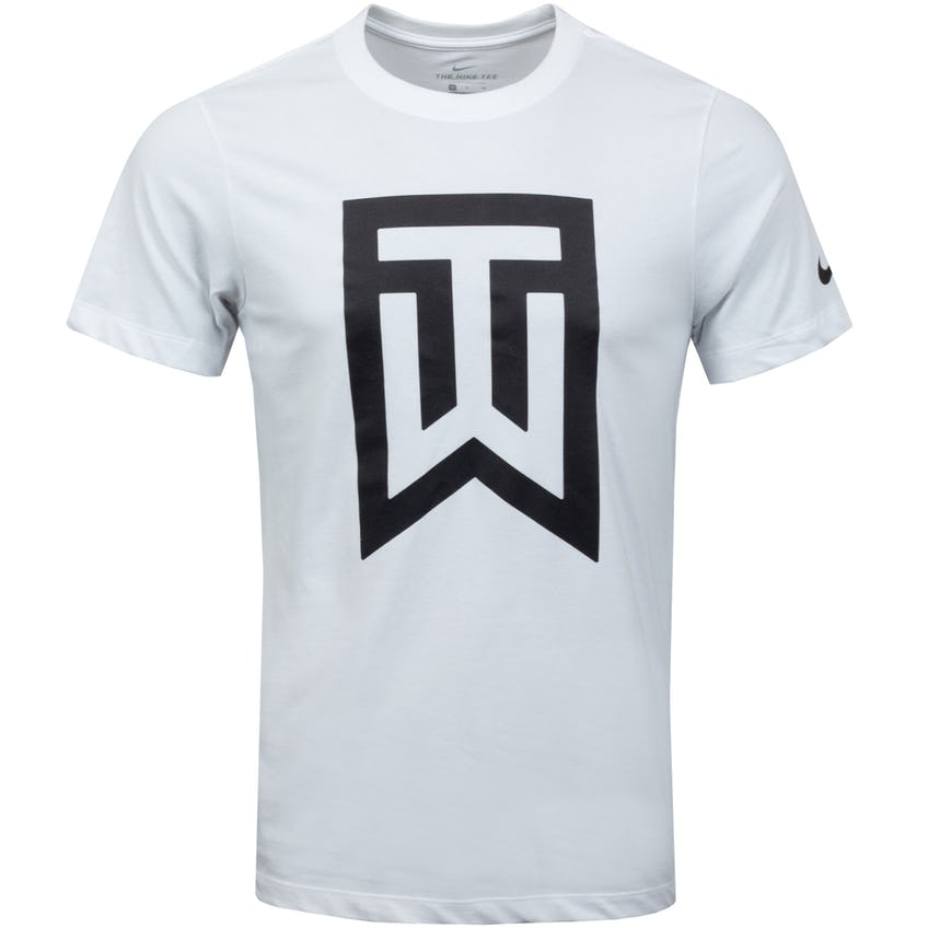 TW SS Logo T-Shirt White - SS21