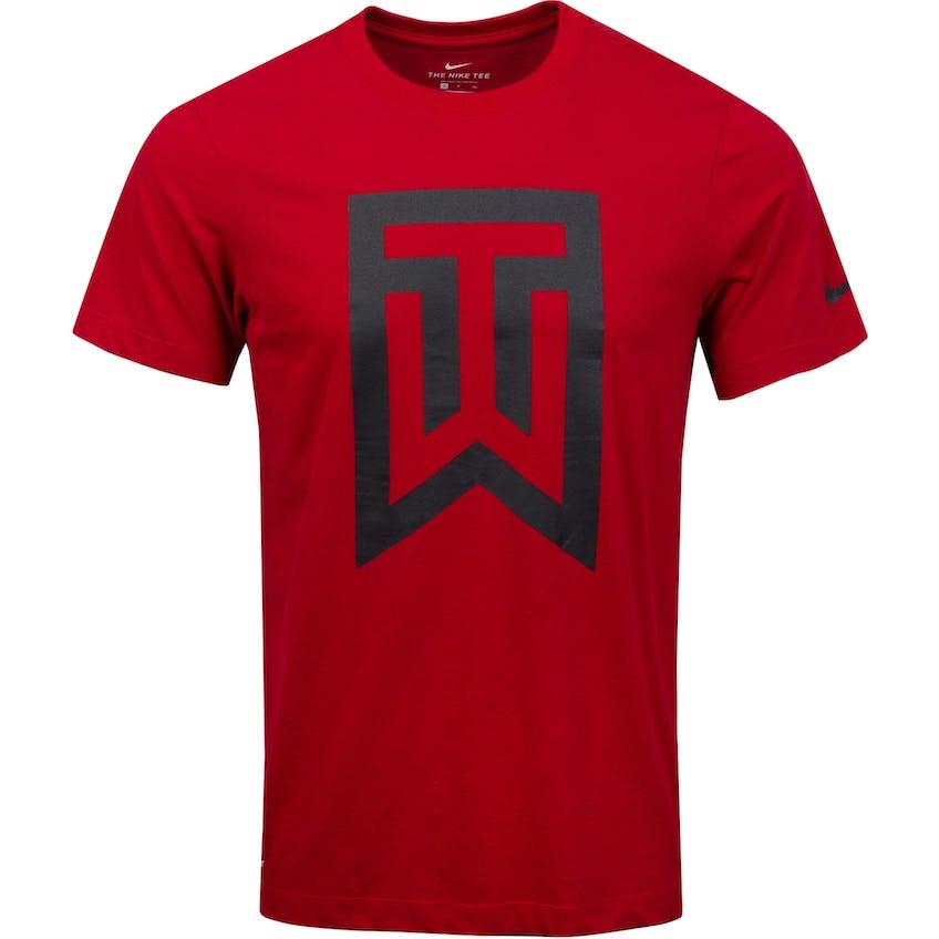 TW SS Logo T-Shirt Gym Red - SS21