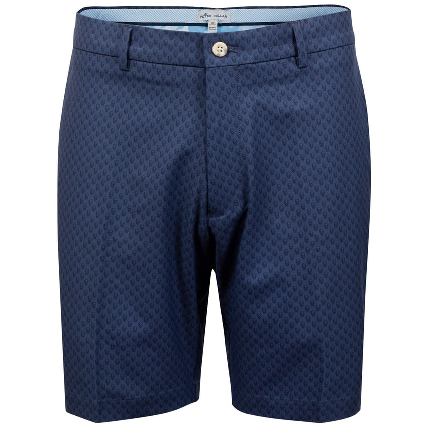 Carrboro Performance Skull Shorts Navy - SS21