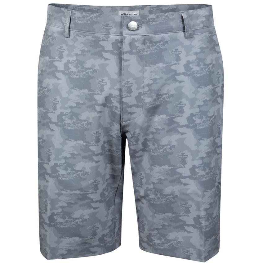 Shackleford Distressed Camo Short Gale Grey - SS21