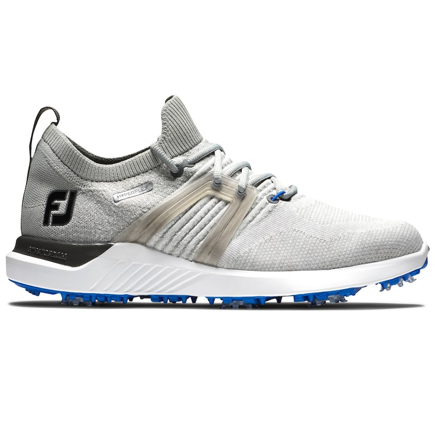Hyperflex Men Cleated Laced Gray/White/Blue - SS21 0