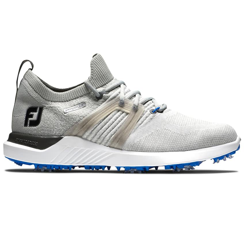 Hyperflex Men Cleated Laced Gray/White/Blue - SS21