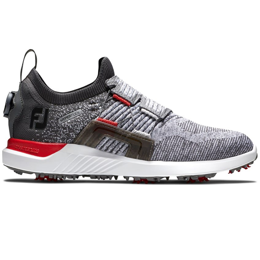 Hyperflex Cleated BOA Charcoal/Gray/White - SS21 0