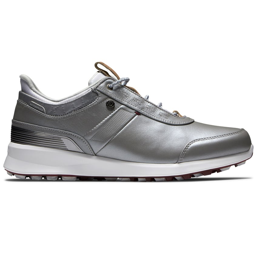 Womens Stratos Lux Casual Spikeless Pearl Grey - SS21 0