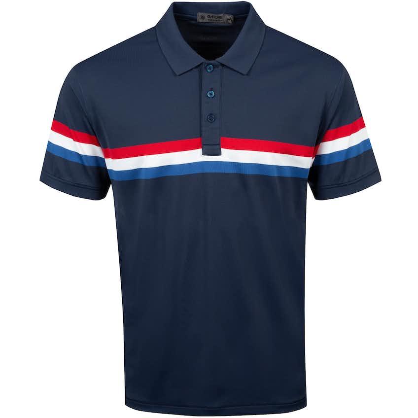 Liberty Stripe Polo Twilight - SS21