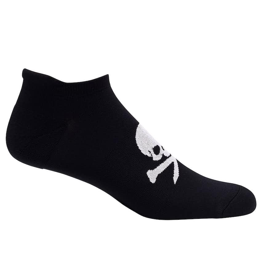 Skull & T's Low Sock Onyx - SS21