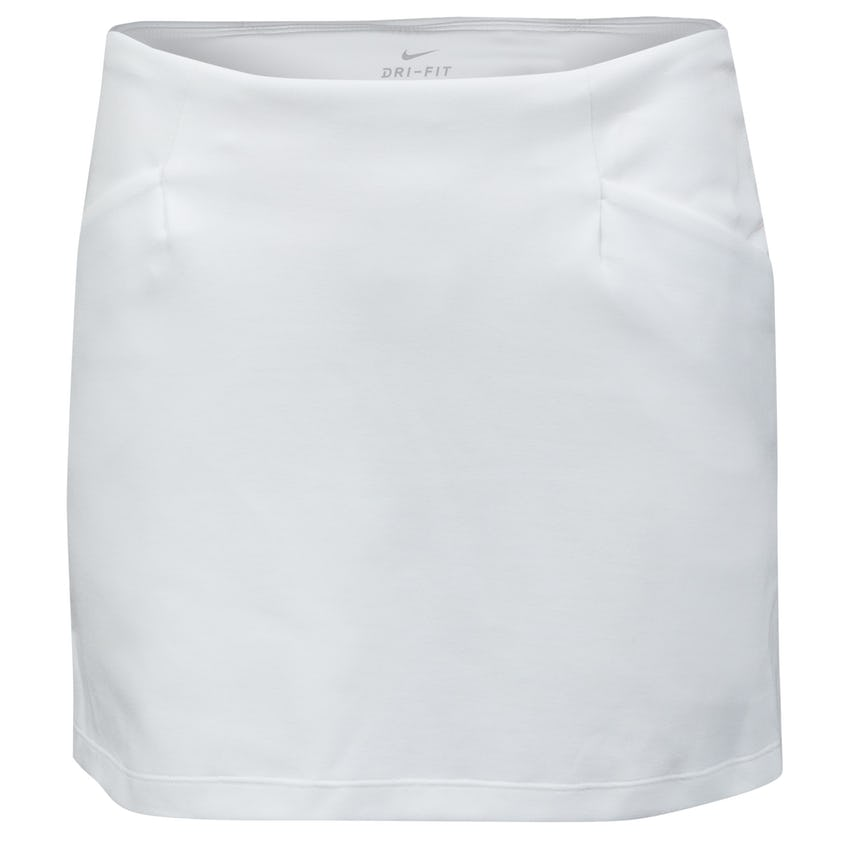 Womens Dry UV Ace 2 In 1 Skirt/Tight White - SS21