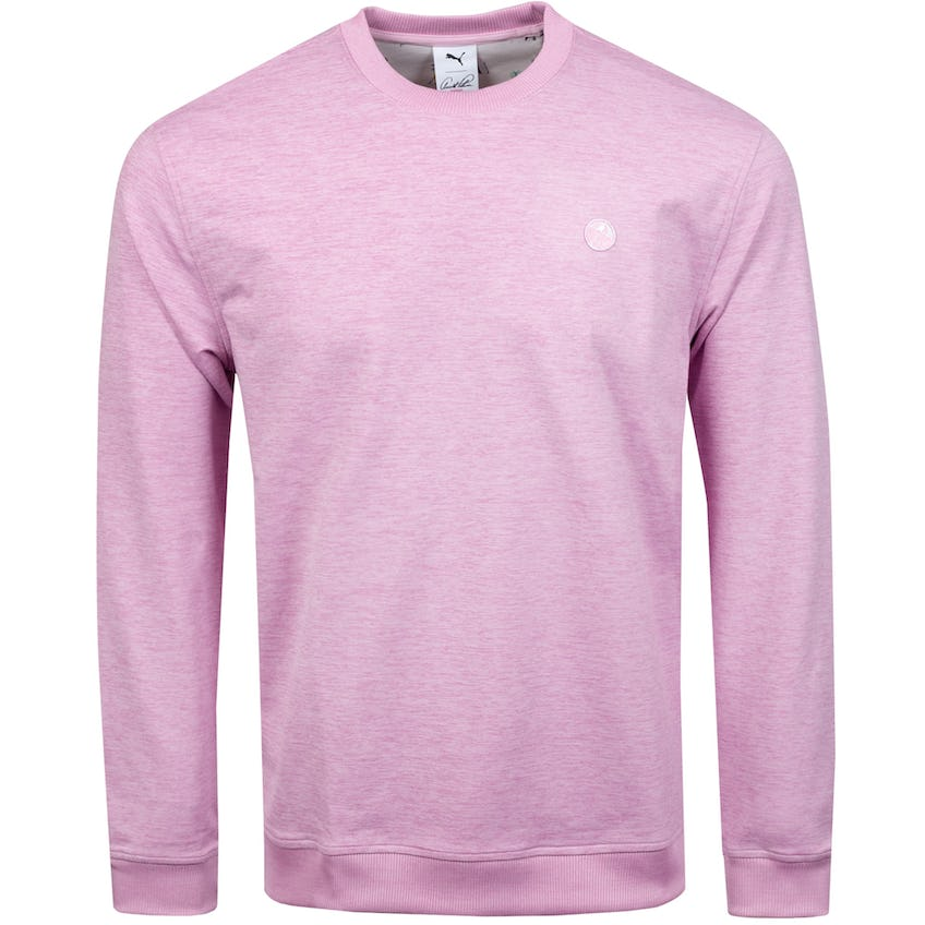 AP Cloudspun Crewneck Pale Pink Heather - SS21