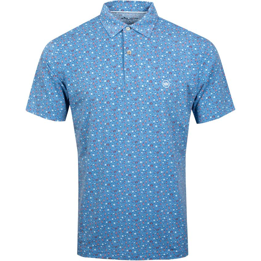 Drirelease Cocktails and Claws Polo Shirt Coast - SS21