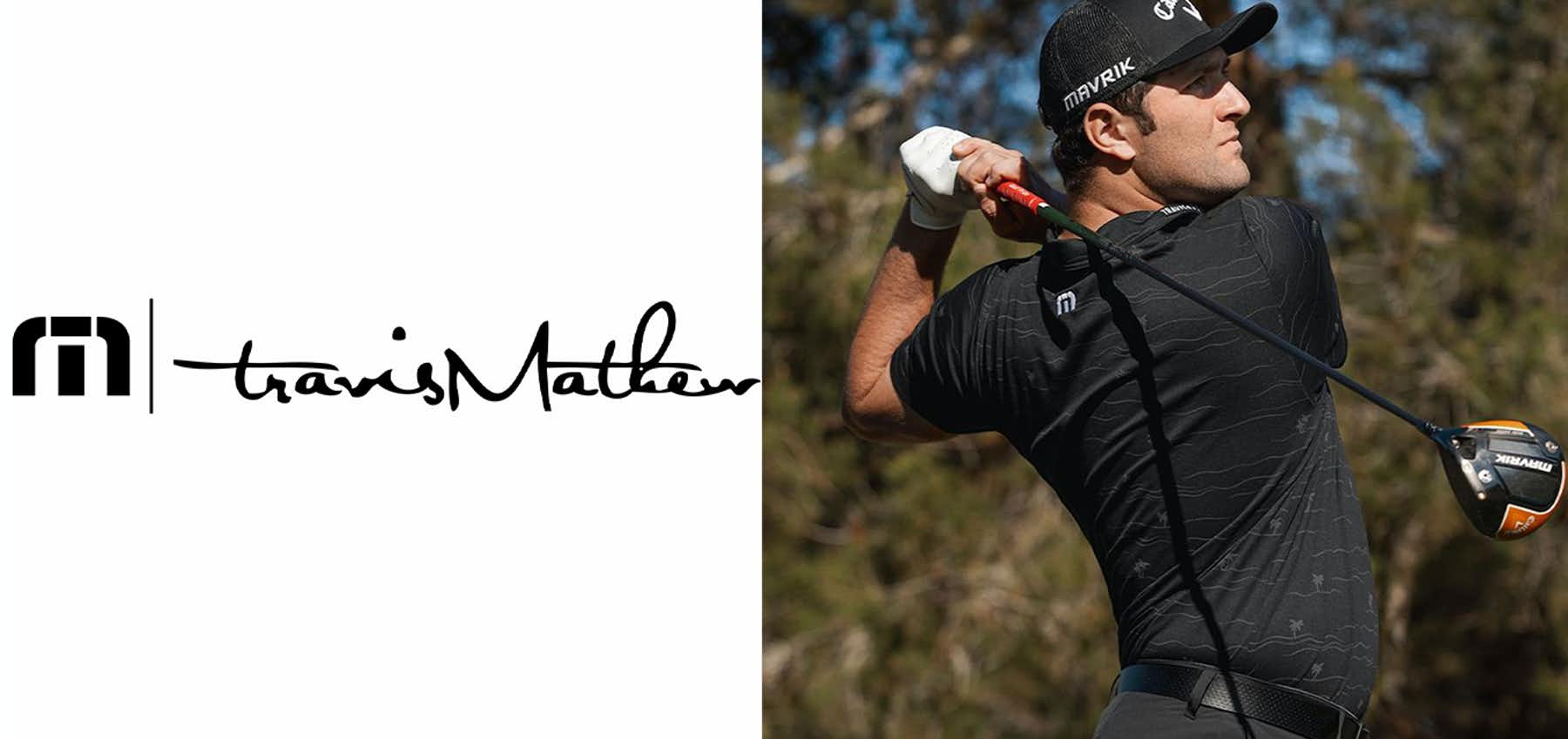 TravisMathew signs PGA Tour star Jon Rahm