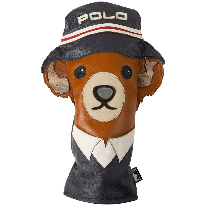 TRENDYGOLF LIVE X Polo Golf Ralph Lauren X Dormie Golf Bear Driver Headcover Navy - SS20