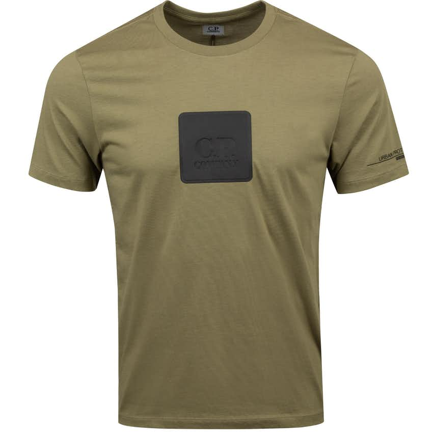 Short Sleeve T-Shirt Martini Olive - SS20