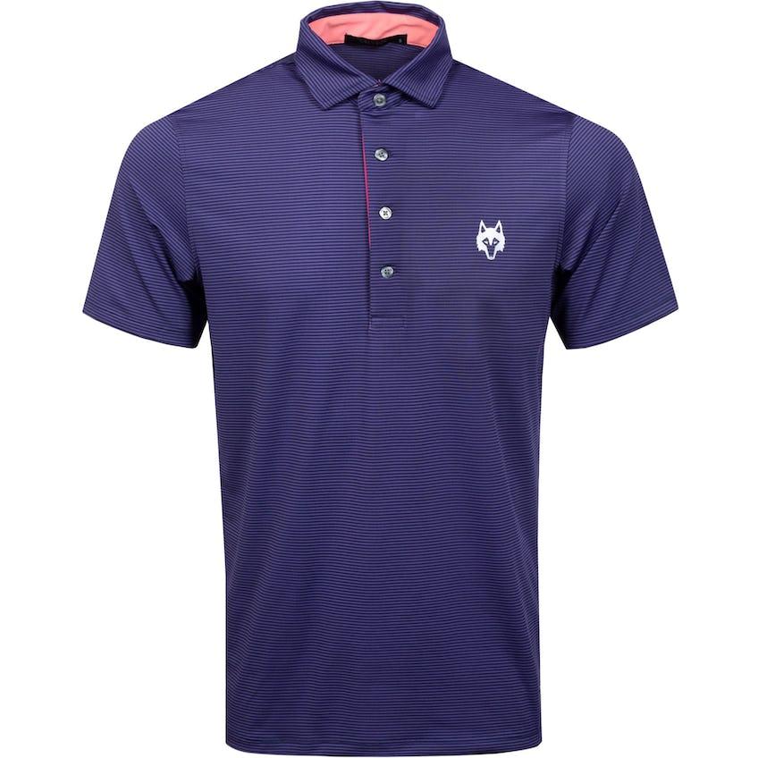 Saranac Polo Shirt Raven - SS21