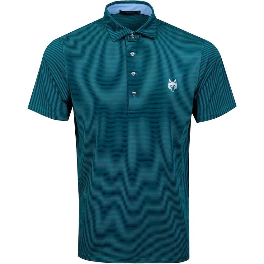 Saranac Polo Shirt Staghorn - SS21