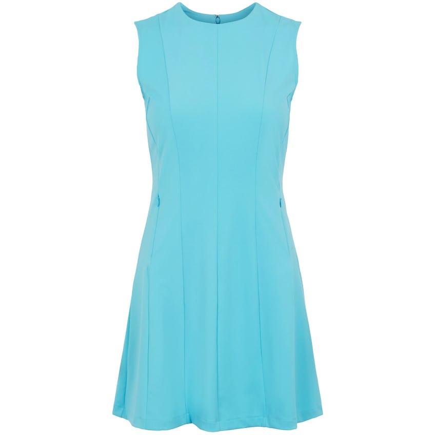 Womens Jasmin Lux Sculpt Dress Beach Blue - SS21 0
