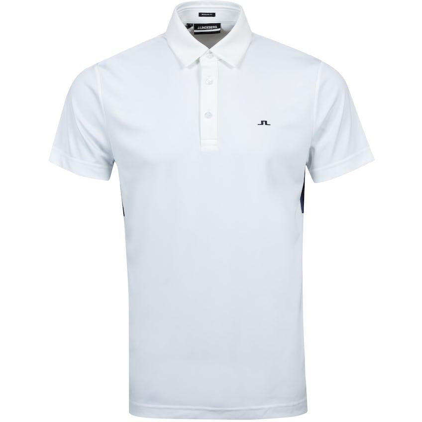 Tom Regular Fit TX Jersey White - SS21