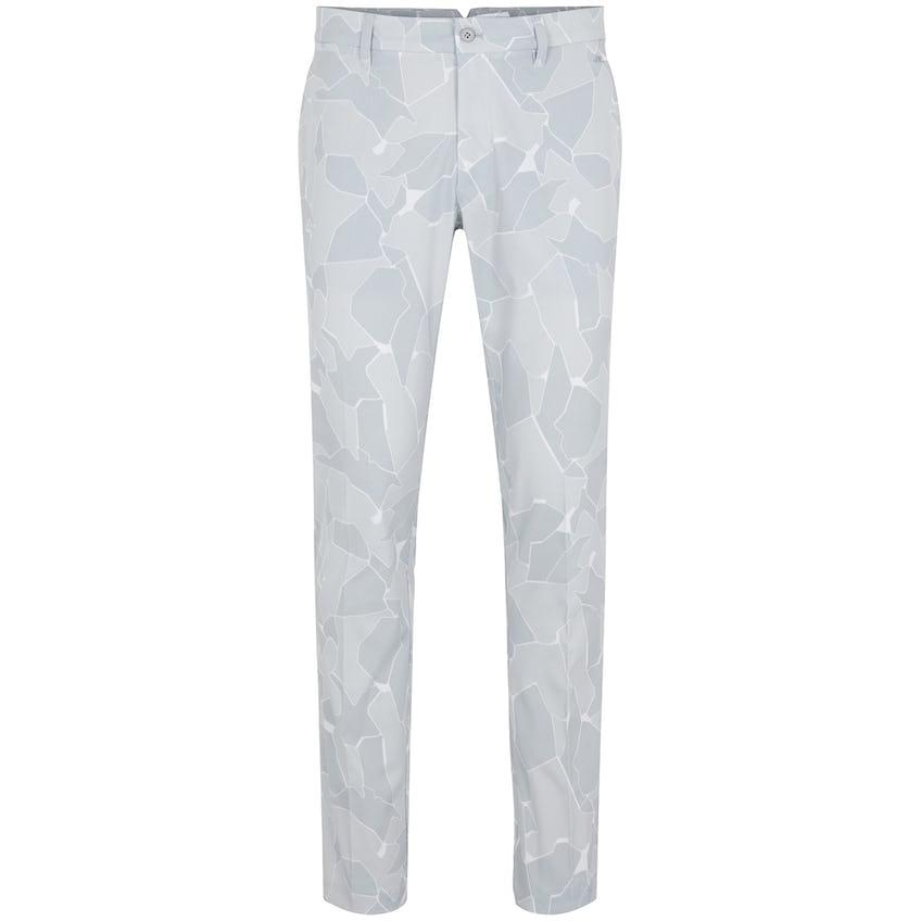 Tim High Vent Print Pants Stone Grey - SS21