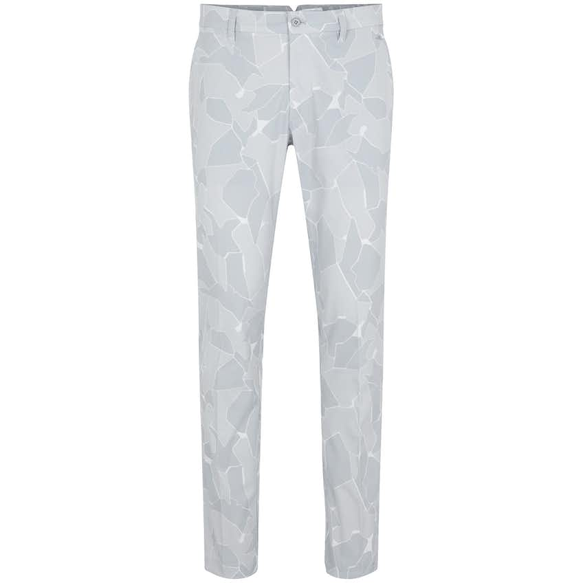 Tim High Vent Print Pants Stone Grey - SS21