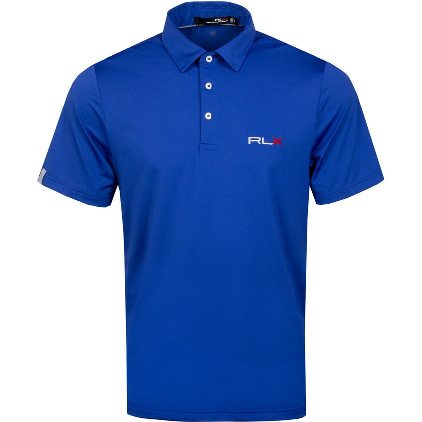 Solid Airflow Polo Royal Blue - SS21 0
