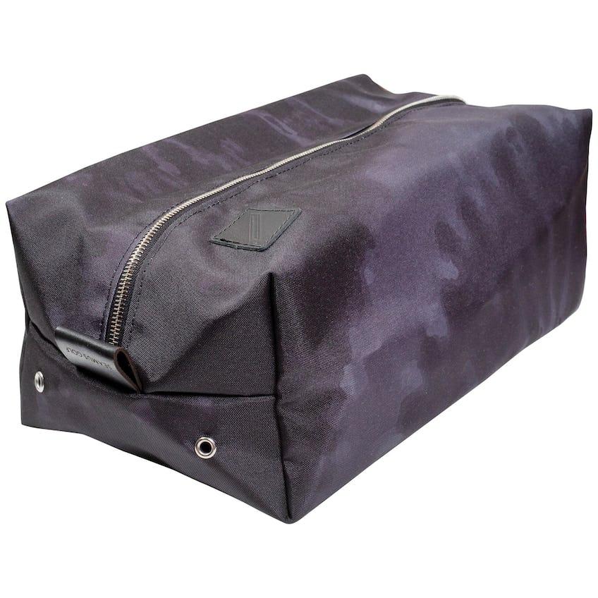 x TRENDYGOLF Tie Dye Greyscale Shoe Bag - SS21 0