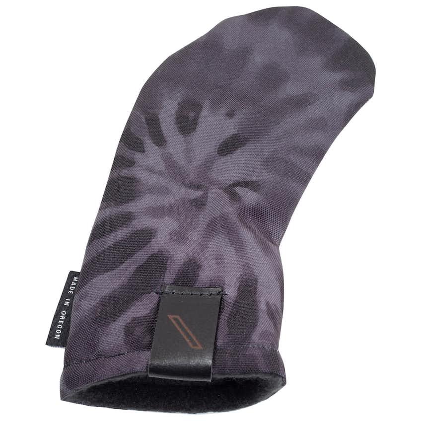 x TRENDYGOLF Tie Dye Greyscale Hybrid Headcover - SS21