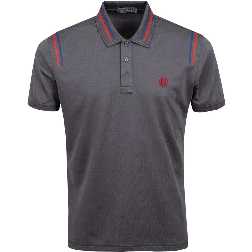 Line Up Polo Charcoal Grey - SS21