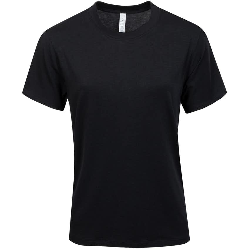 x TRENDYGOLF Womens All Yours Tee Black - SS21