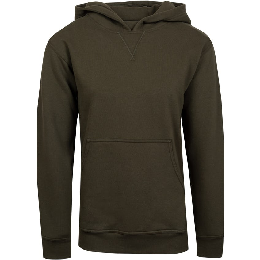 x TRENDYGOLF Womens All Yours Hoodie Dark Olive - SS21 0