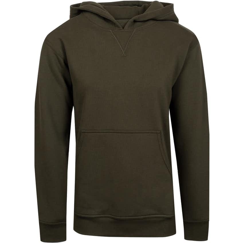 x TRENDYGOLF Womens All Yours Hoodie Dark Olive - SS21