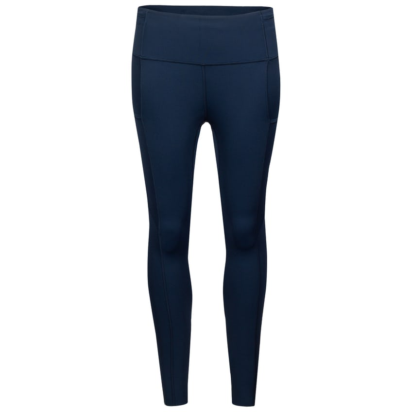 "x TRENDYGOLF Womens Fast and Free Tight II 25"" *Non-Reflective Nulux True Navy - SS21"