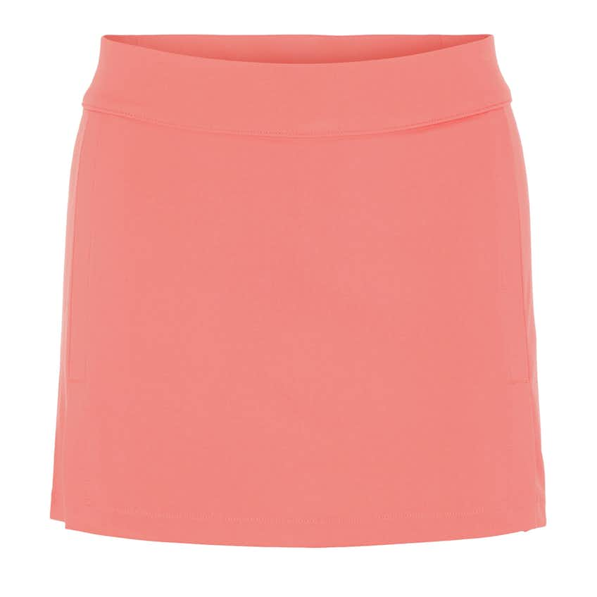 Womens Amelie TX Jersey Skirt Tropical Coral - SS21