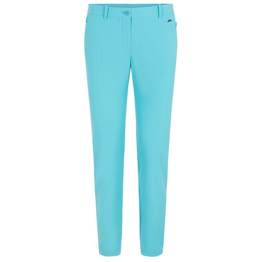 Womens Dana Micro High Stretch Side Stripe Trouser Beach Blue - SS21 0