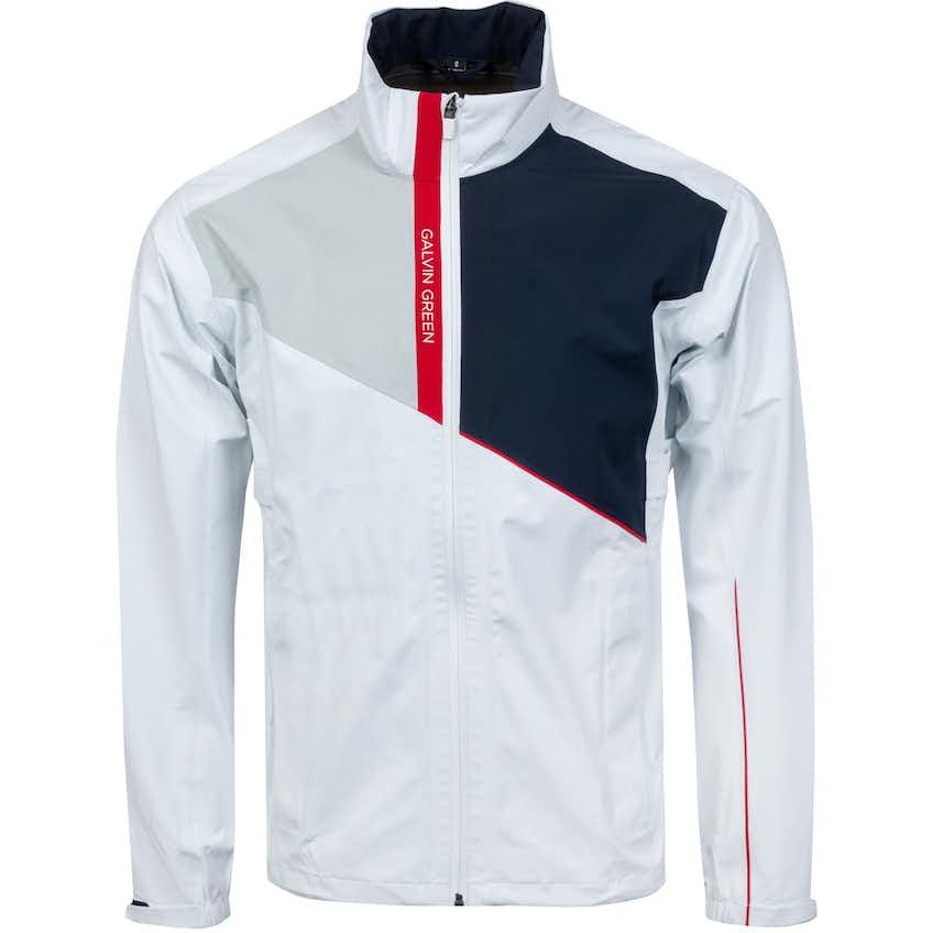 Apollo GORE-TEX Paclite Jacket White/Navy/Cool Grey/Red - SS21
