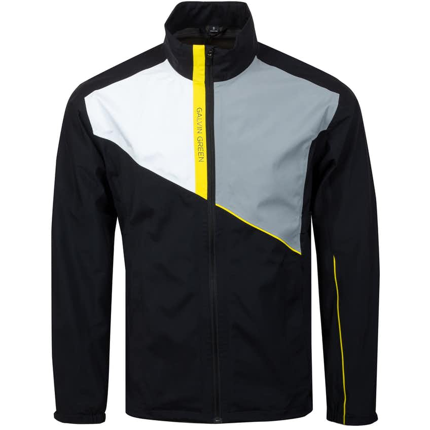 Apollo GORE-TEX Paclite Jacket Black/White/Sharkskin - SS21
