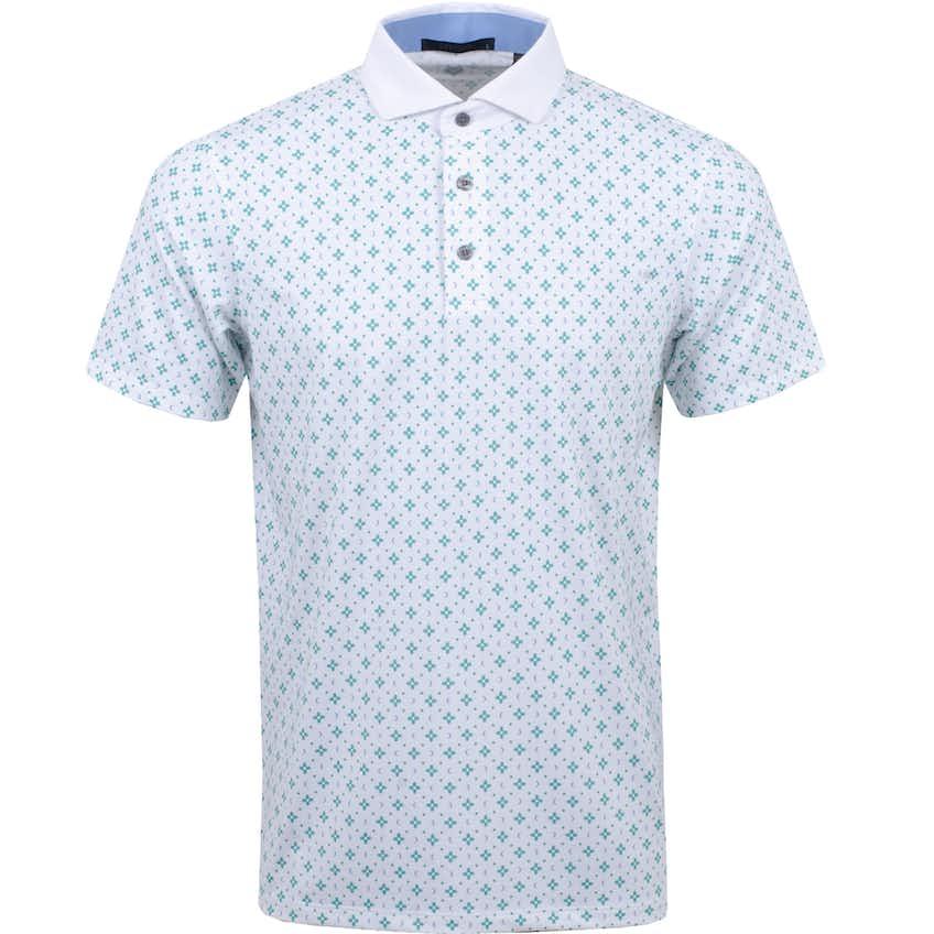 Rising Sun & Setting Moon Polo Shirt Arctic - SS21