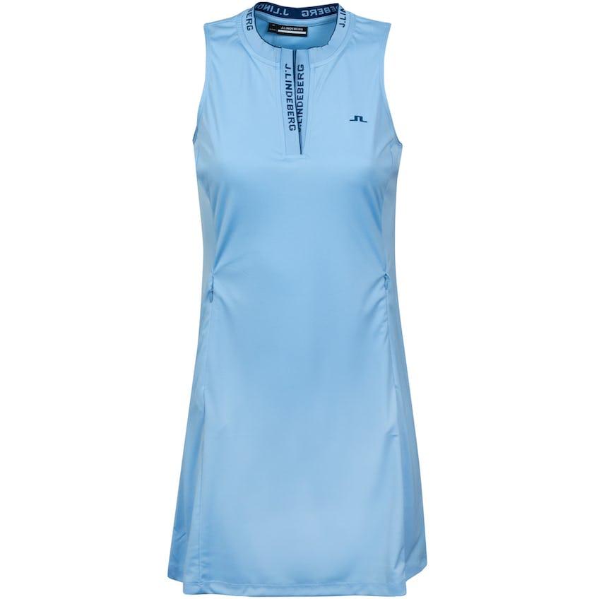 Womens Meja TX Jersey Dress Summer Blue - SS21 0