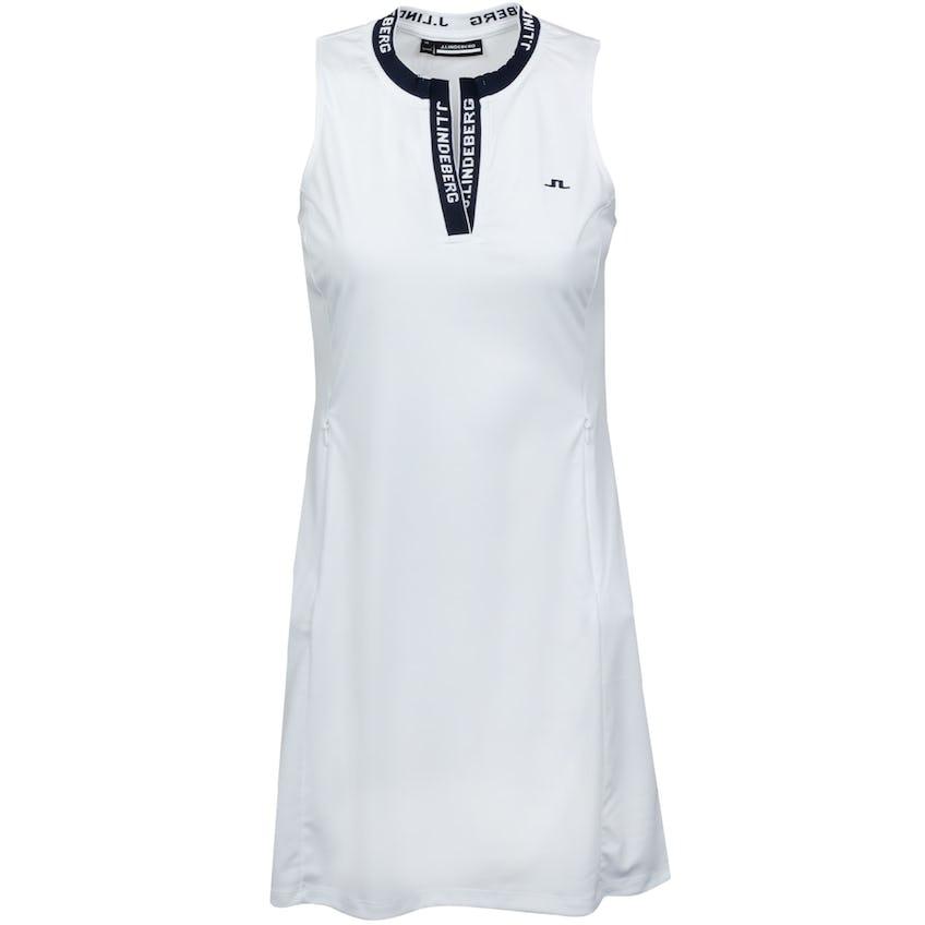 Womens Meja TX Jersey Dress White - SS21 0