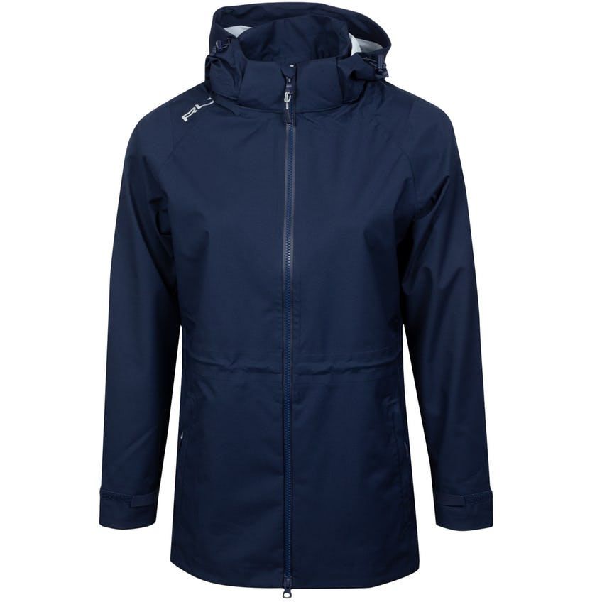 Womens Deluge Rain Jacket French Navy - SS20