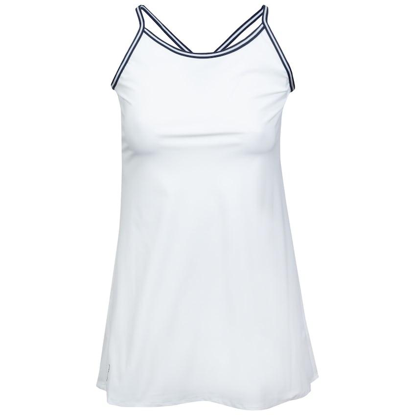 Womens Tennis Day Dress Pure White - SS21 0