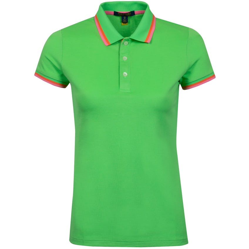 Womens Val Polo Shirt Force Green - SS21 0